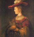 Rembrandt Saskia