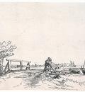 Rembrandt Six s Bridge