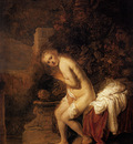 Rembrandt Susanna And The Elders