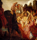 rembrandt the stoning of st stephen