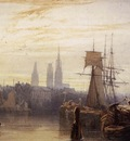 BONINGTON Richard Parkes Rouen