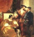 Bonington Richard Parkes Francis I and the Duchess of Etampes