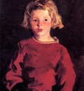 Henri Robert Bridget in Red