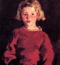 Henri Robert Bridget in Red