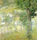 Reid Robert Lewis Hillside in Summer