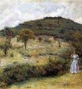 Reid Robert Lewis Springtime Stroll