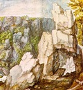 SAVERY Roelandt Rocky Landscape