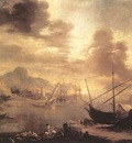 ROSA Salvator View Of The Gulf Of Salerno