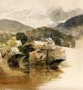 Palmer Samuel Beddgelert Bridge North wales