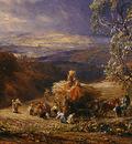 Palmer samuel Harvesting 1851 detail