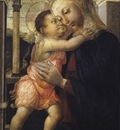 BOTTICELLI Sandro Madonna And Child