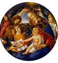 Botticelli Sadro Madonna Of The Magnificat