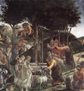 Botticelli Scenes from the Life of Moses