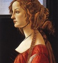 Portrait of an young woman EUR