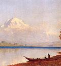Gifford Sanford Robinson Mount Ranier Washington Territory