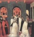 SASSETTA Miracle Of The Eucharisty