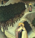 SASSETTA The Meeting Of St Anthony And St Paul
