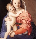 SASSOFERRATO Madonna And Child