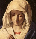 SASSOFERRATO Madonna In Prayer