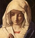 SASSOFERRATO Madonna In Prayer