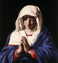 SASSOFERRATO The Virgin In Prayer