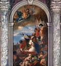 RICCI Sebastiano Altar Of St Gregory The Great