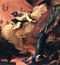 RICCI Sebastiano Dream Of Aesculapius