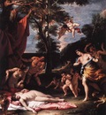 RICCI Sebastiano The Meeting Of Bacchus And Adriadne