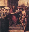 Piombo Sebastiano del San Giovanni Crisostomo and Saints