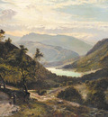 Percy Sidney Richard Scottish Highlands