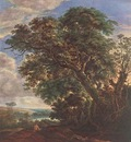 VLIEGER Simon de Landscape With River And Trees
