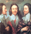 Charles I in Three Positions CGF