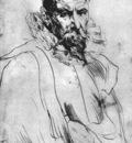 Portrait of Pieter Bruegel the Younger WGA