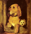 Landseer Sir Edwin Henry Dignity And Impudence