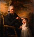 Raeburn Sir Henry John Tait and His Grandson