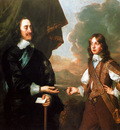 Lely Sir Peter Charles I An The Duke Of York