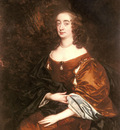 Lely Sir Peter Portrait Of Elizabeth Countess Of Cork