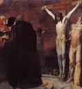 Stuck Franz von Crucifixion