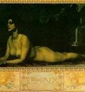 Stuck Franz von Sphinx
