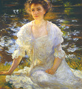 Portrait of Eleanor Hyde Phillips HTG
