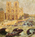 williams terrick notre dame paris