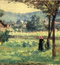 Steele Theodore Clement Flower Garden at Brookville