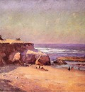 Steele Theodore Clement On the Oregon Coast