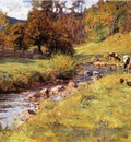 Steele Theodore Clement Tennessee Scene