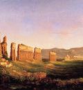 Cole Thomas Aqueduct near Rome