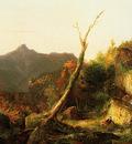 Cole Thomas Autumn Landscape Mount Chocorua