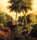 cole thomas landscape