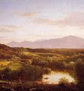 Cole Thomas River in the Catskills