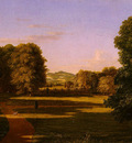 Cole Thomas The Gardens of the Van Rensselaer Manor House