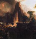 Expulsion from the Garden of Eden CGF